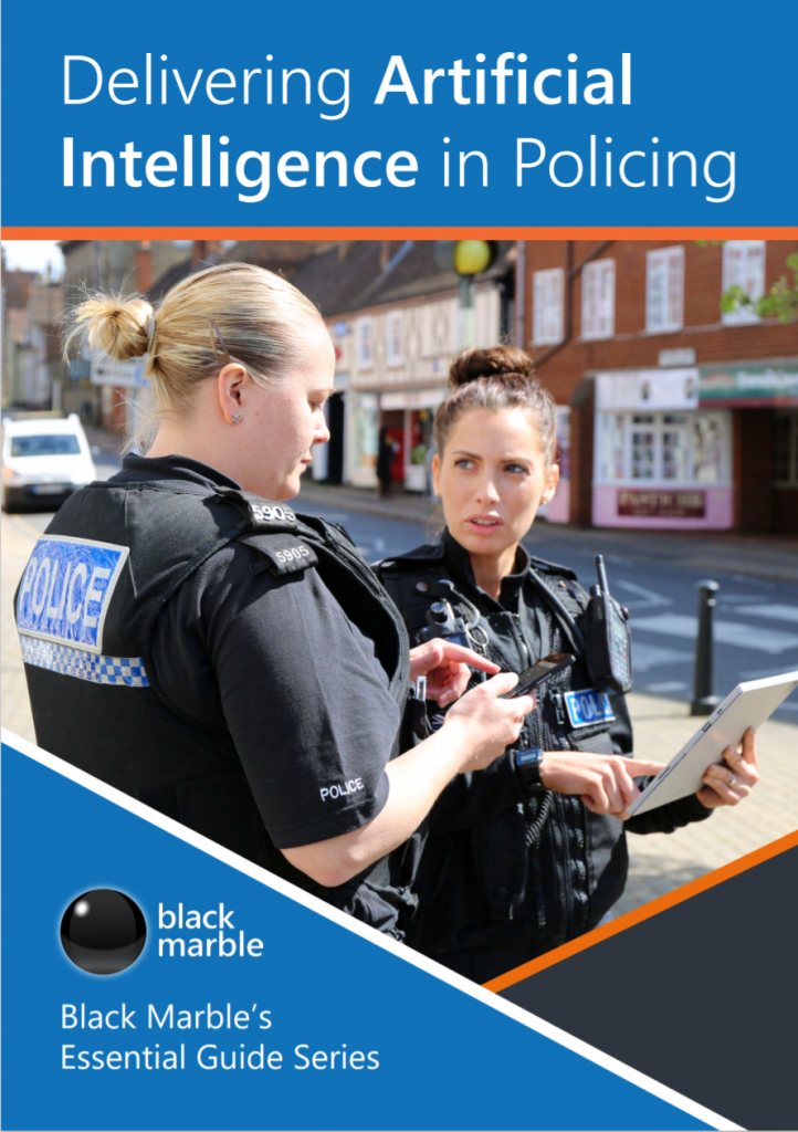 Delivering AI in Policing White Paper.