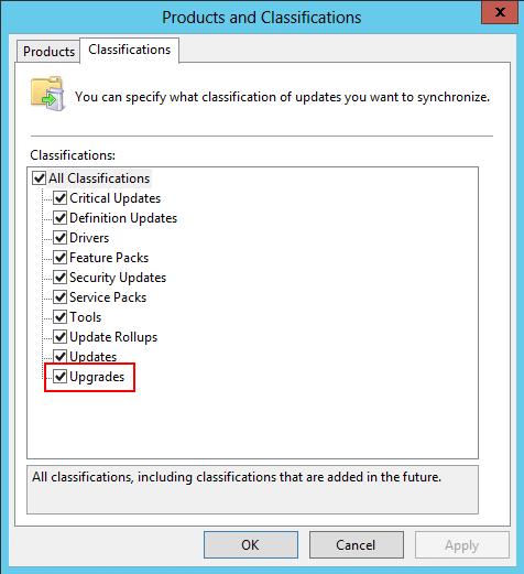 windows 10 1803 kb wsus