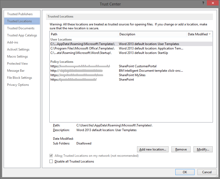VSTO – But it works on my PC!