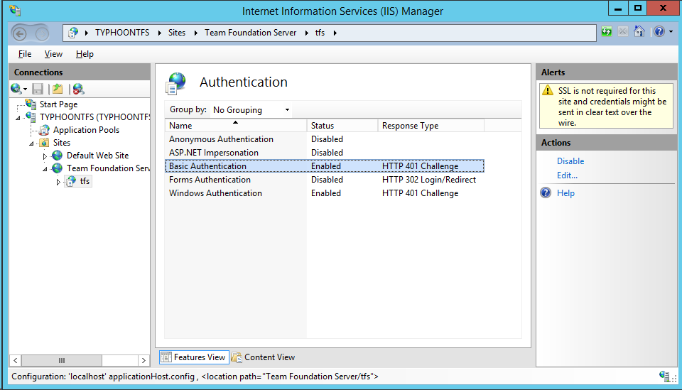 Cross platform build with TFS 2015 vNext Build – But it works on my PC!