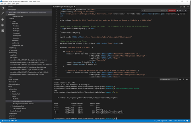 Life gets better in Visual Studio Code for PowerShell – But