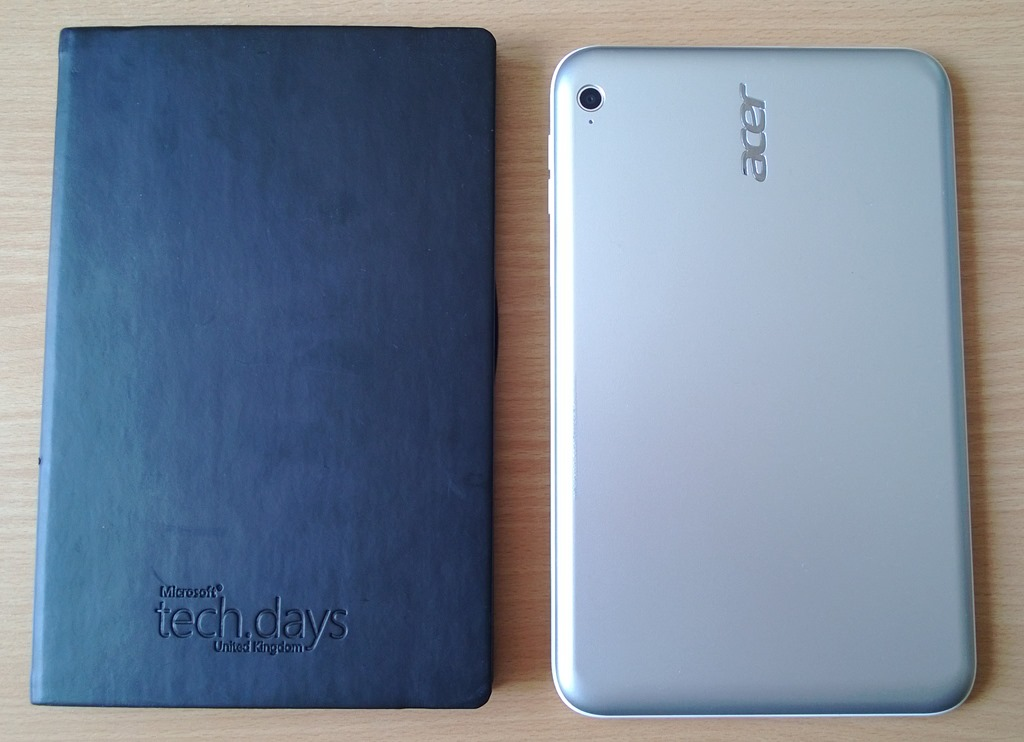 Tablet – When software attacks!
